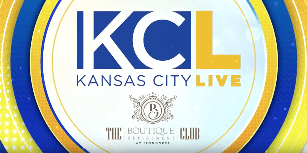Kansas City Live Features One Hour Special on The Boutique Retirement Club at Ironhorse