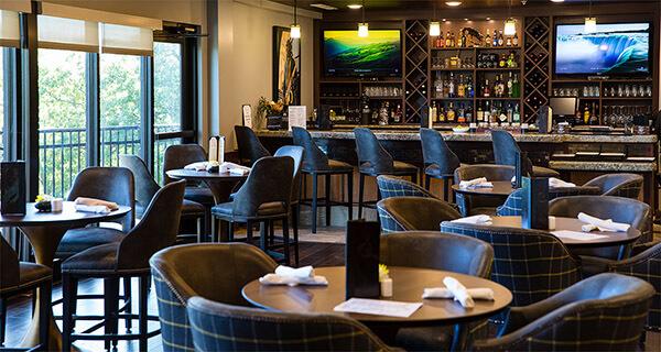 luxury restaurant at fairways of ironhorse