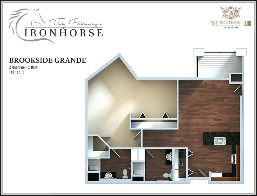 the brookside grande floor plan